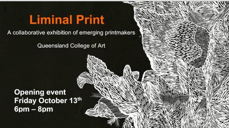 liminal print invite